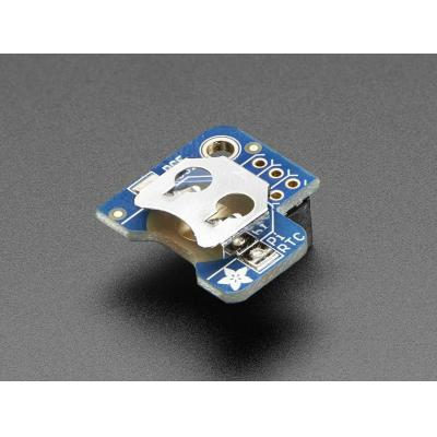 Adafruit : PiRTC - PCF8523 Real Time Clock for Raspberry Pi