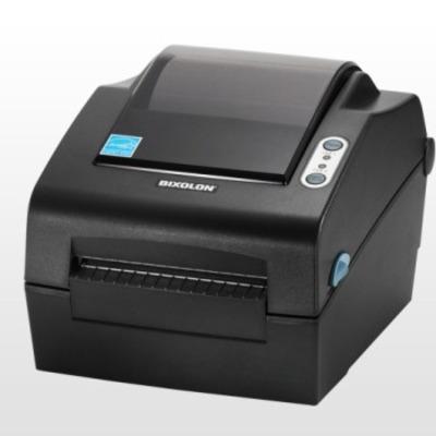 Bixolon SLP-DX420CEG Labelprinter - Zwart