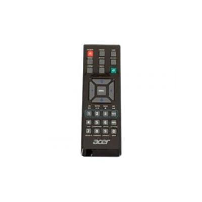 Acer afstandsbediening: Remote Control for X1273/X1270 - Zwart