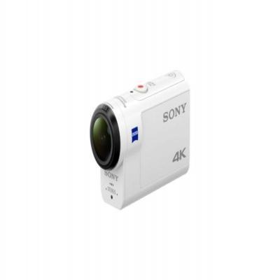 Sony actiesport camera: FDR-X3000R + AKA-FGP1 - Wit