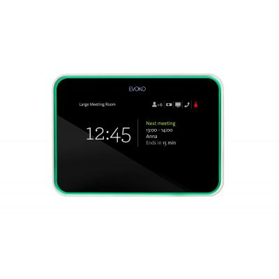 Evoko touchscreen monitor: Room Manager
