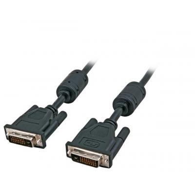 EFB Elektronik K5434.10V2 DVI kabel  - Zwart