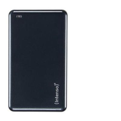 "Intenso : 1.8"" Portable - Zwart"