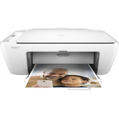 Hp multifunctional: DeskJet 2620 AiO - Zwart, Cyaan, Magenta, Geel