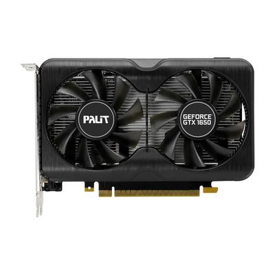 Palit GeForce GTX 1650 GP OC Videokaart - Zwart