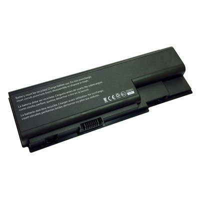 V7 Replacement Battery for selected Acer Notebooks Notebook reserve-onderdeel - Zwart