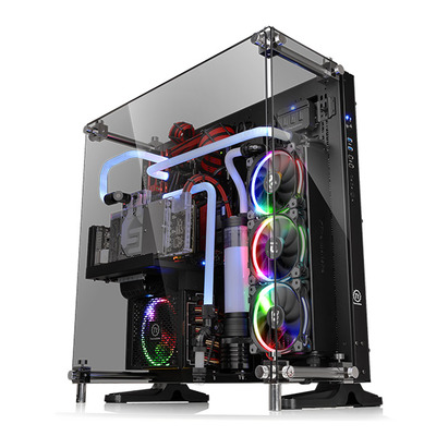 Thermaltake Core P5 Tempered Glass Edition Behuizing - Zwart