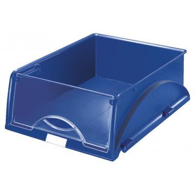 Leitz brievenbak: Sorty opbergbak A4 - Blauw