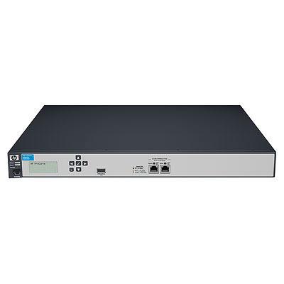 Hewlett Packard Enterprise MSM760 Access Controller Netwerkkaart
