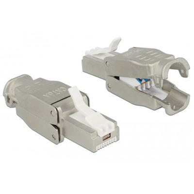 DeLOCK 86427 Kabel connector - Metallic