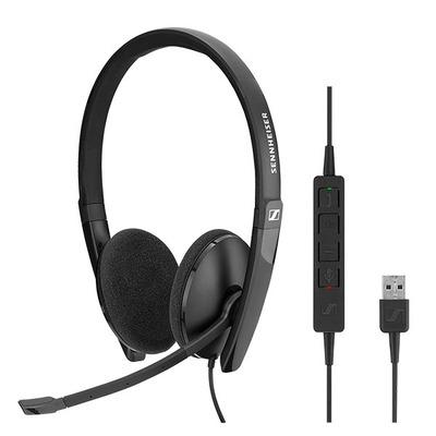 Sennheiser SC 160 USB Headset - Zwart