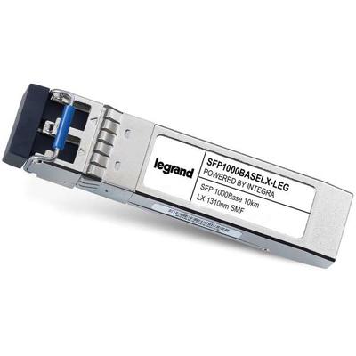 Legrand MSA- en TAA-conforme 1000Base-LX SFP transceiver (SMF, 1310 nm, 10 km, LC) Netwerk tranceiver module
