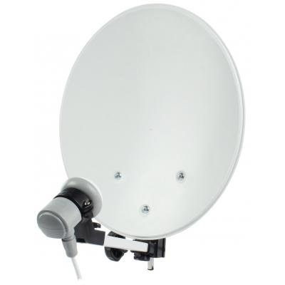 König antenne: Camping satellite set with 35 cm dish