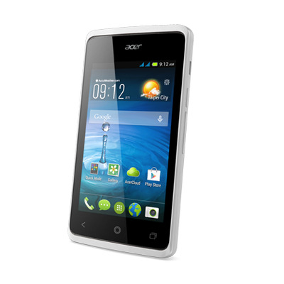 Acer smartphone: Liquid Z200 - Wit 4GB