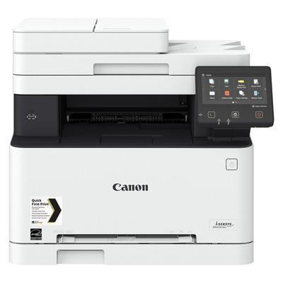 Canon multifunctional: i-SENSYS MF633Cdw - Zwart, Cyaan, Magenta, Geel
