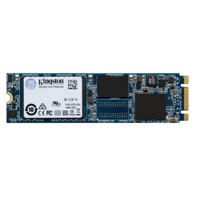 Kingston Technology SSD: UV500 SSD 120GB M.2 - Zwart, Blauw