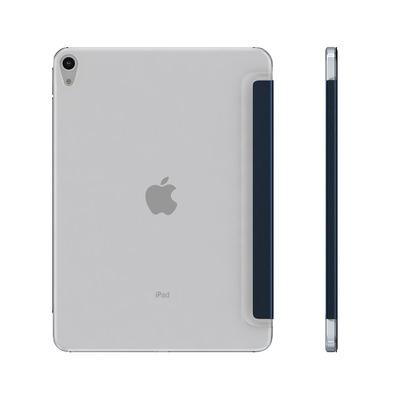 BeHello iPad 10.5 (2018) Smart Stand Case Blauw Tablet case
