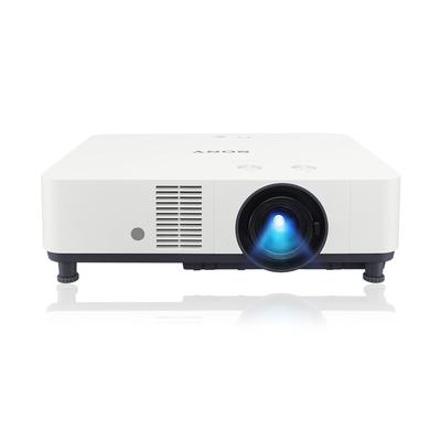 "Sony 6000 lm, 3LCD, 16:10, 40-300"", 37 dB, 100-240V, 50/60Hz, 440W, 422x338x129mm, 7kg Beamer - Zwart,Wit"