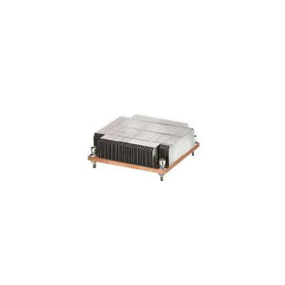 Intel Boxed Thermal Solutions E5-2600 Hardware koeling - Aluminium