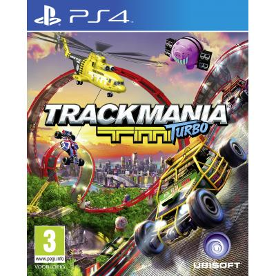 Ubisoft game: TrackMania Turbo  PS4