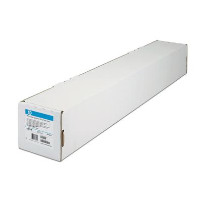 HP Durable Semi-gloss Display Film 265 gsm-914 mm x 15.2 m (36 in x 50 ft) Transparante film