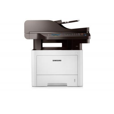 Samsung multifunctional: ProXpress M4075FR Zwart/Wit  - Zwart, Wit