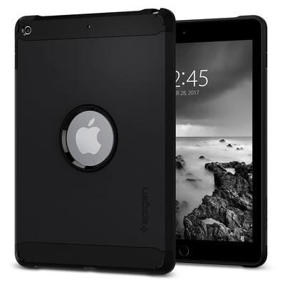 "Spigen iPad 9.7"" Case Tough Armor Tablet case - Zwart"