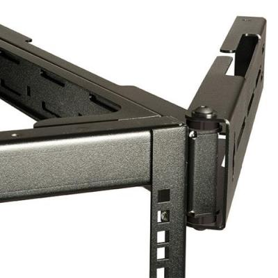 Chief On-Wall Swing-Out Accessory f/ S2 Series Rack, max 90.7 kg Rack toebehoren - Zwart