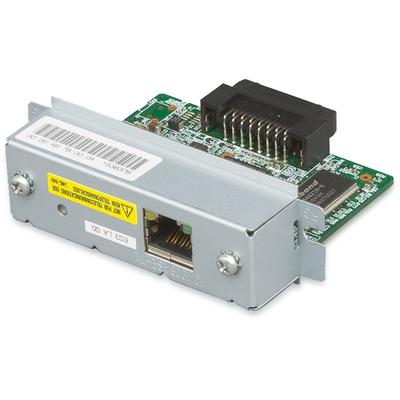 Epson UB-E04: 10/100 BaseT Ethernet I/F Board Printing equipment spare part - Zilver