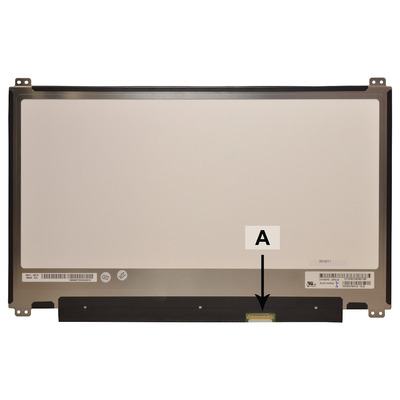 2-Power 2P-LTN133HL05 Notebook reserve-onderdelen