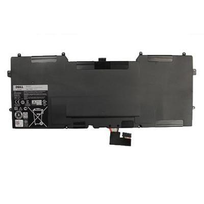 Dell batterij: 55Wh 6-Cells - Zwart