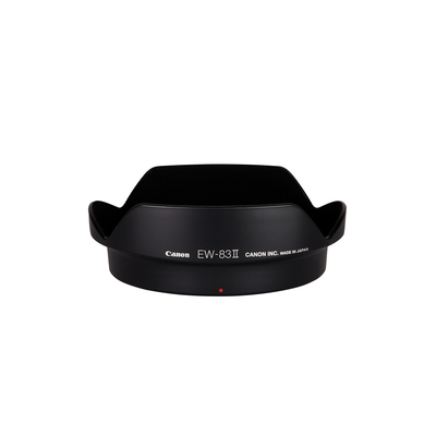 Canon lens adapter: EW83/2 Lens Hood for EF20-35mm f3.5-4.5 USM - Zwart