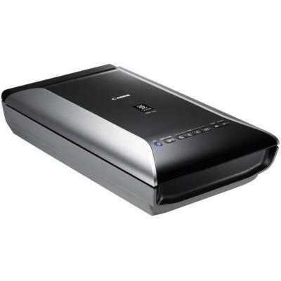 Canon scanner: CanoScan 9000F Mark II - Zwart, Zilver