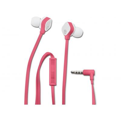 Hp headset: H2310 Coral In-ear Headset - Koraal