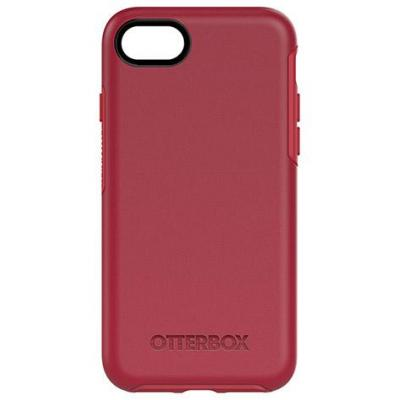 Otterbox mobile phone case: Symmetry iPhone 7 Rosso Corsa Red - Rood