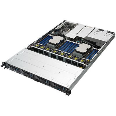 ASUS RS700-E9-RS4 server barebone - Roestvrijstaal