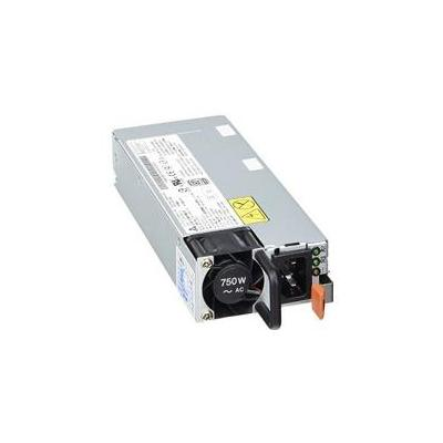 Lenovo 450W, Hot-Swap, 80 PLUS Platinum power supply unit - Zwart, Metallic