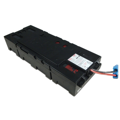 APC Batterij Vervangings Cartridge RBC116 UPS batterij - Zwart