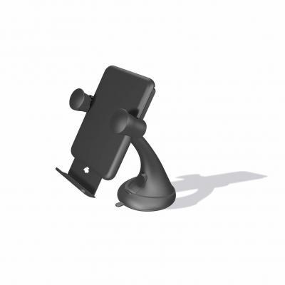 ZENS 106 x 35 x 112 mm, 191 g, 5 W Oplader - Zwart