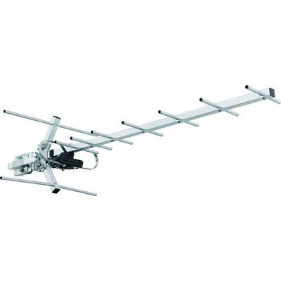 Maximum UHF10 Antenne - Aluminium,Zwart