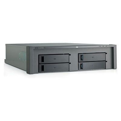 Hewlett packard enterprise tape autoader: StorageWorks Tape Array 5300 Factory Rack