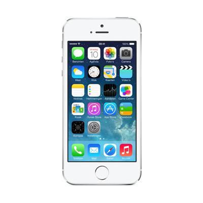 Apple smartphone: iPhone 5S 16GB - Silver (Approved Selection One Refurbished)