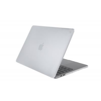 "Gecko 13"", Cover, Polycarbonate, White, MACBOOK AIR 13"" ('18/'19/'20) Laptoptas"