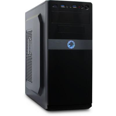 Inter-Tech IT-5908 Behuizing - Zwart