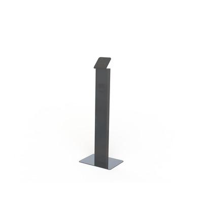 Dekker Industrial Design D.I.D. VESA mount Floorstand (Black) TV standaard - Zwart