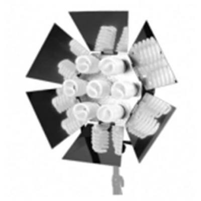 Walimex lamp: 16258 - Zwart, Wit