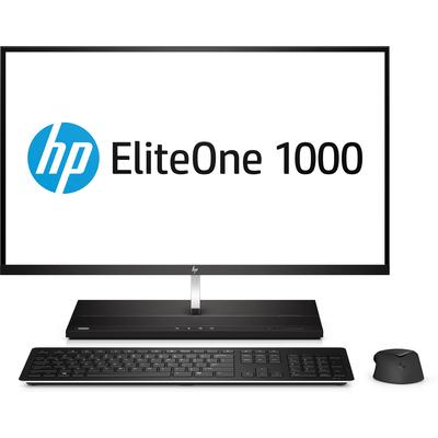 HP EliteOne 1000 G2 All-in-one pc - Zwart