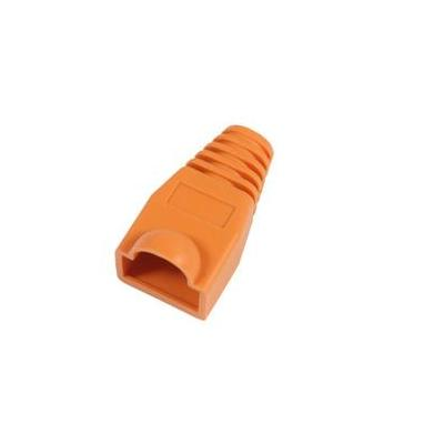 Microconnect tang: Boots RJ-45 Plugs Orang - Oranje