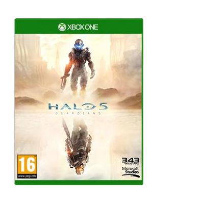 Microsoft game: Halo 5: Guardians f/ Xbox One