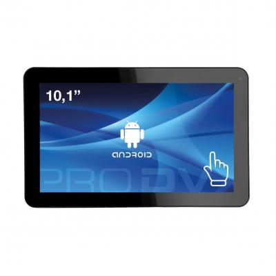 "Prodvx all-in-one pc: APPC-10DSP 10"" Android Tablet PC PoE 10.1"" Dual Core 1024 x 600 - Zwart"